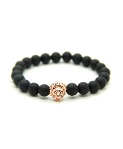 Black-mat-lion-rose-gold