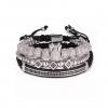 all diamond crown set zilver