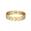 comfort armband goud