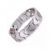 comfort armband zilver