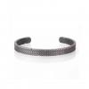 titanium bracelet zwart