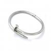 Class bracelet silver